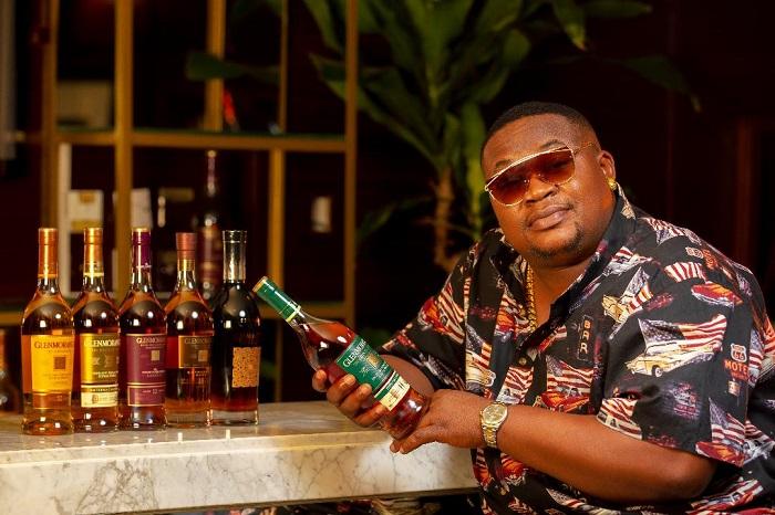 Photos: Cubana Chief Priest Dapper With Glenmorangie Single Malt Whisky photo