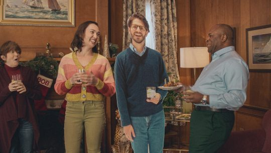 Jose Cuervo's 'doppeldrinker' Sends You Home For The Holidays photo