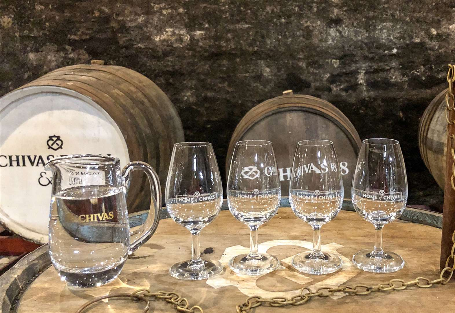 Win: Cellar Tasting Tour Competition With Strathisla Distillery In Keith photo