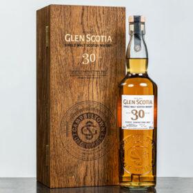 Glen Scotia Bottles 30yo Sherry Cask-matured Whisky photo