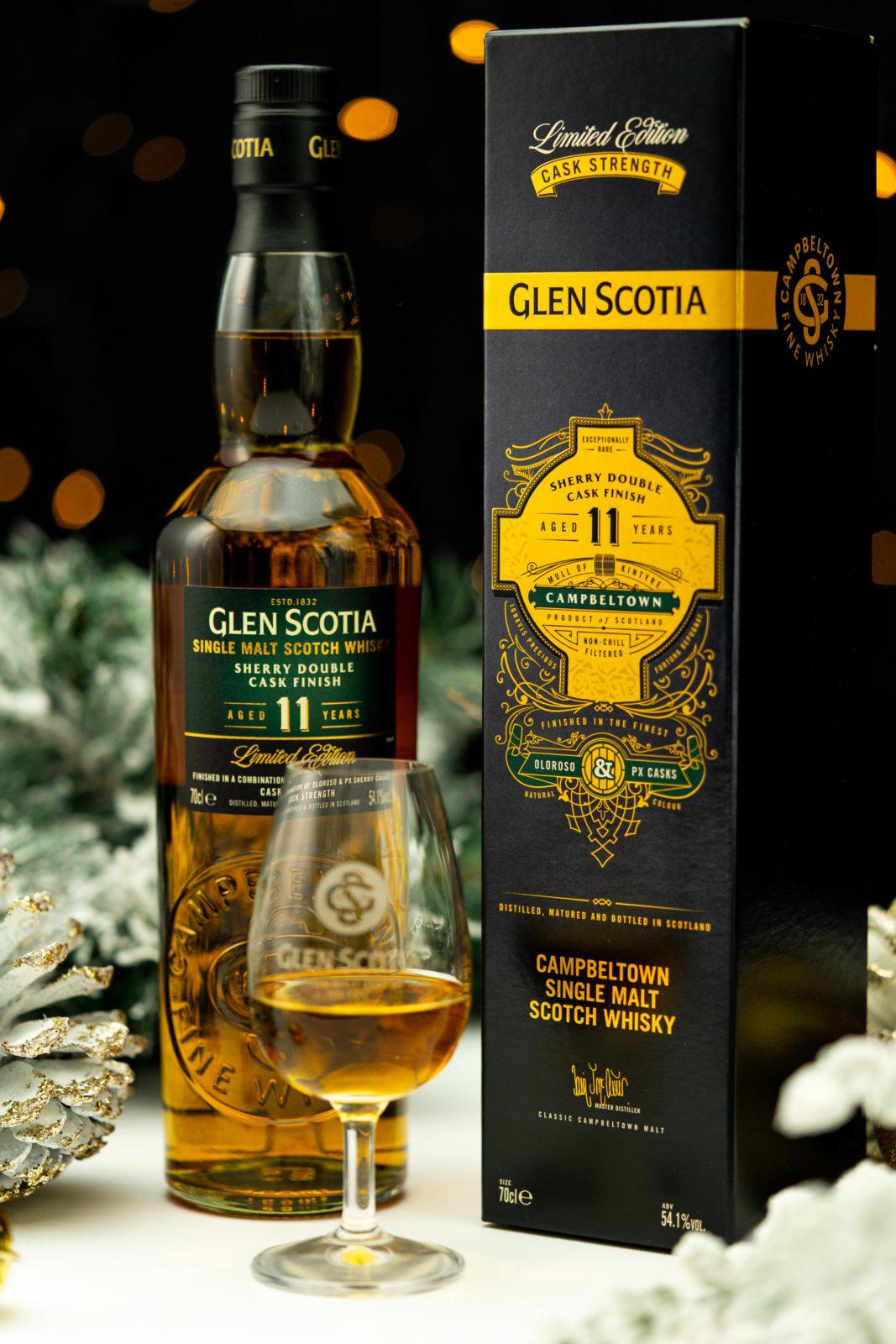 Glen Scotia Unveils New Sherry Cask Finish photo