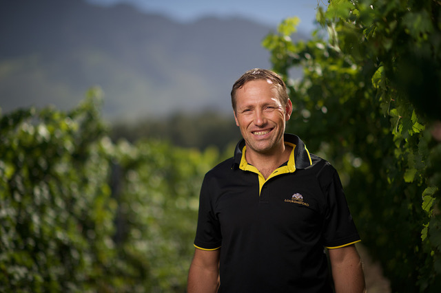 An Interview With Lourensford Estate's Cellarmaster Hannes Nel photo