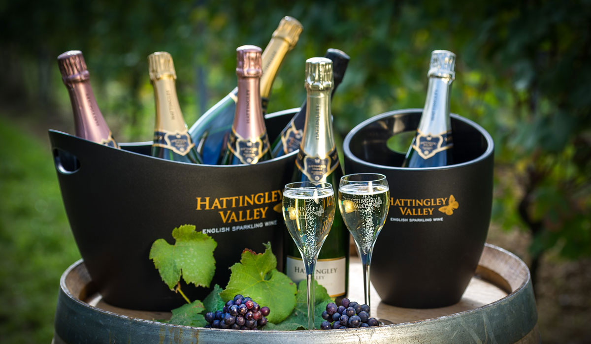 Win A Case Of Hattingley Valley Blanc De Blancs 2013, Worth £285 photo