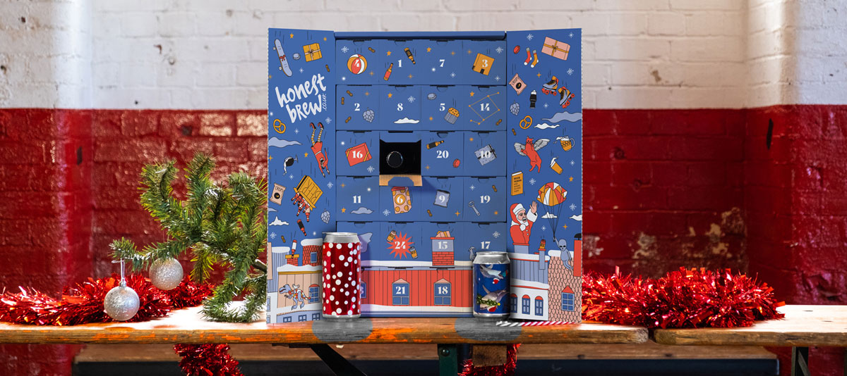 Luxury Advent Calendars: 10 Of The Best Boozy & Foodie Countdowns photo