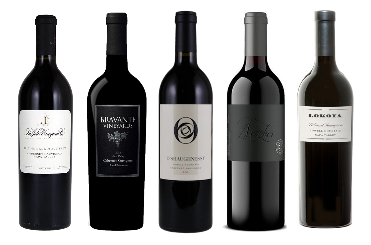 Napa Valley Cabernet: Best Howell Mountain 2018 Wines photo