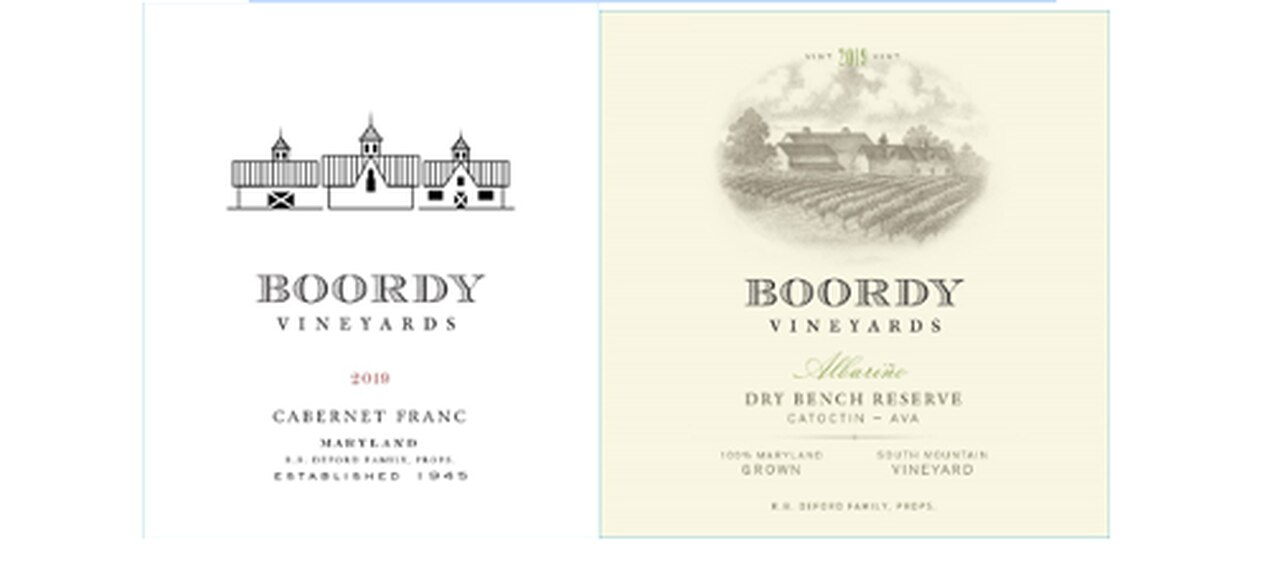 Md. Winery's New Labels A Reflection Of How It Has Been 'evolving In A Very Positive Way' photo