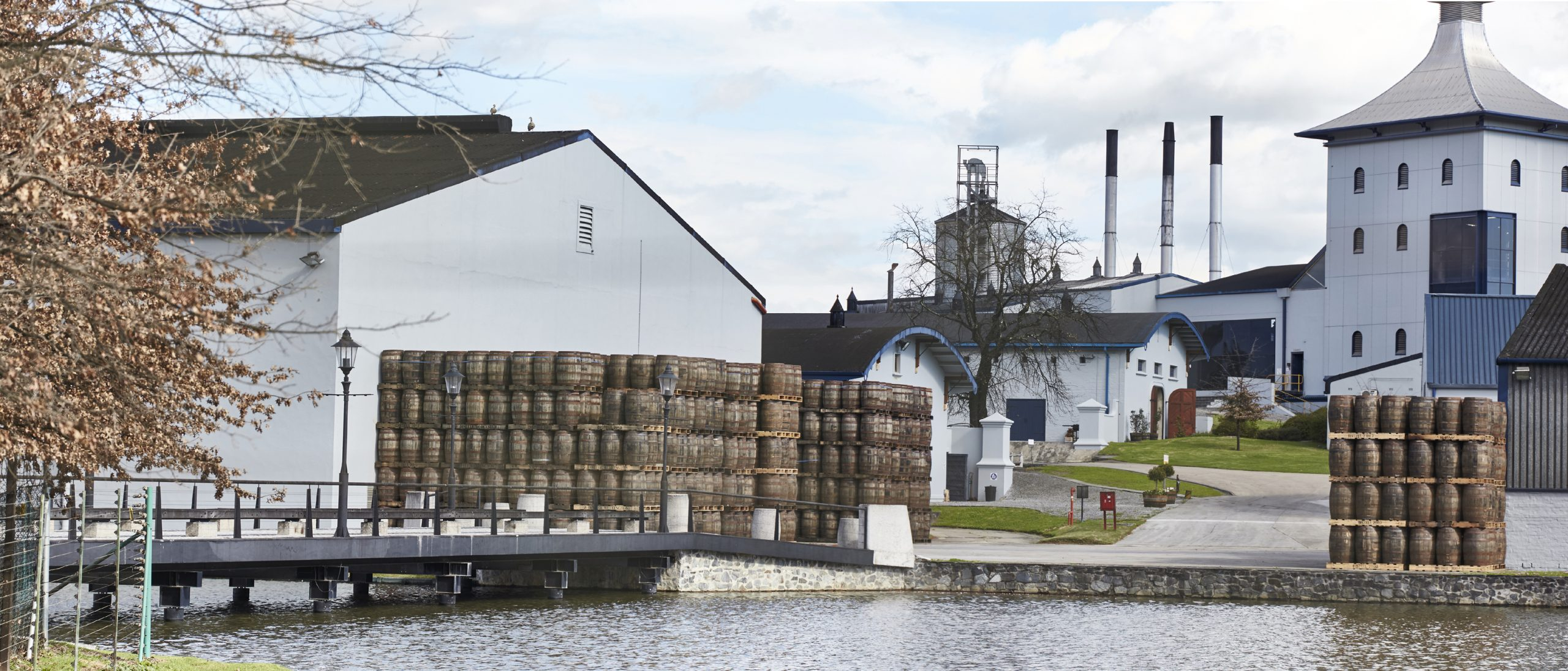 Bain's Whisky Goes Green As The James Sedgwick Distillery Leads The Way In Sustainability photo