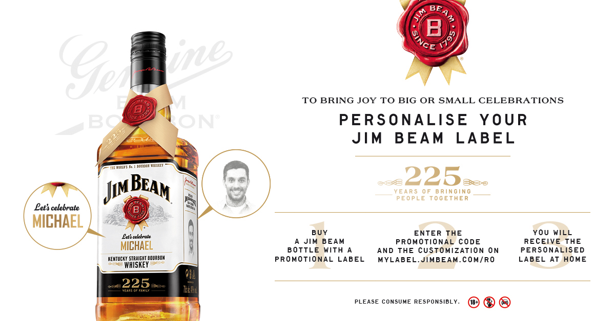 Jim Beam Celebrates 225 Years From The Opening Of The Distillery, Providing Bourbon Lovers With A Memorable Experience photo
