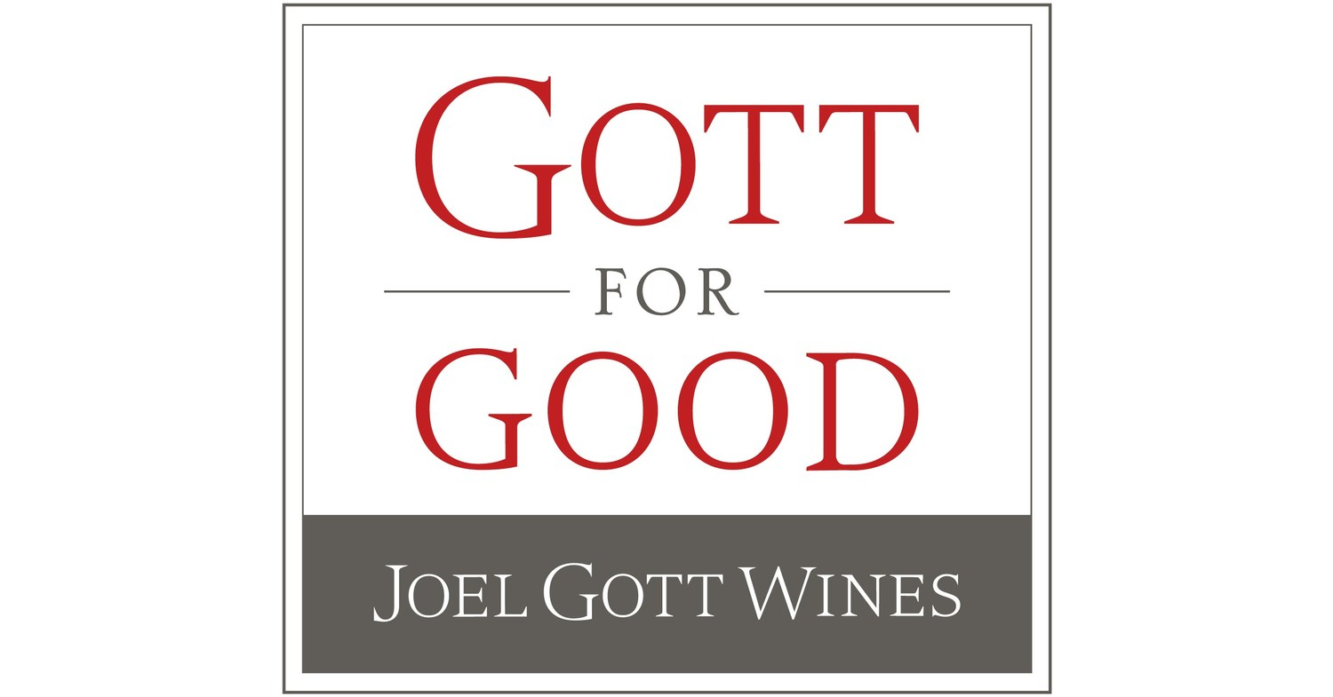 Joel Gott Wines Helps Provide 1.5 Million Meals To Food Banks Nationwide Through 'gott For Good' Initiative photo