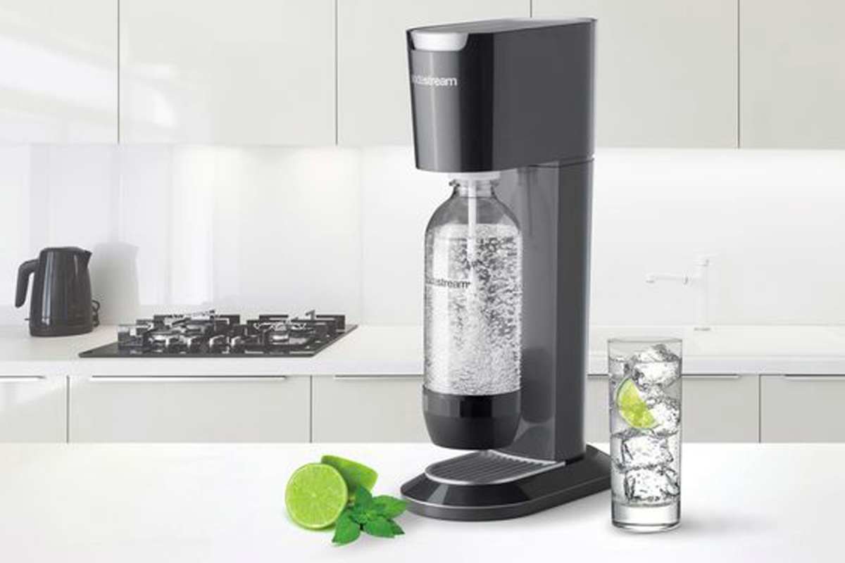 Sodastream's Sparkling Water Maker Is Now Half Price photo