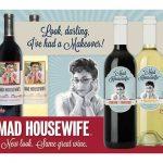 Packaging Spotlight: Mad Housewife Merlot photo