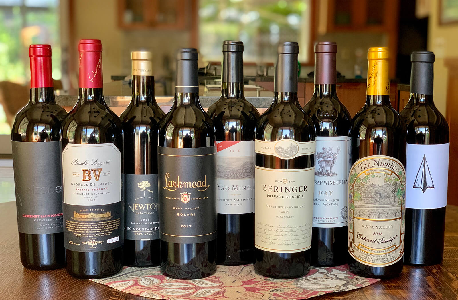 Sublime Napa Cabs For The Wine Lover On Your List photo