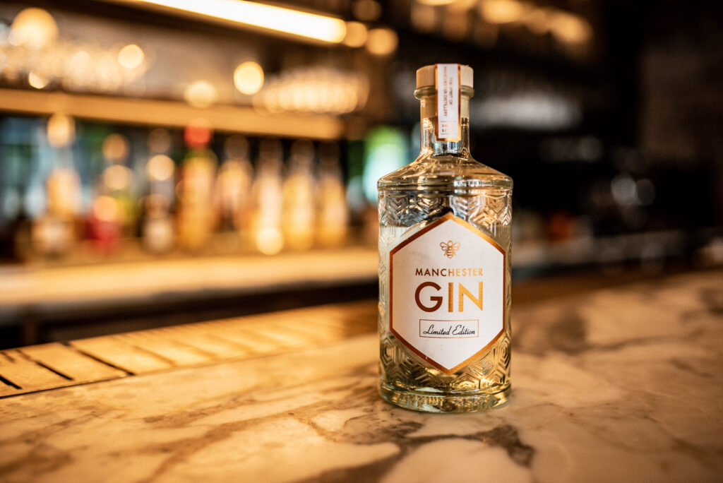 Manchester Gin Launches Its First Limited Edition Festive Inspired 'winter Spiced Gin' photo