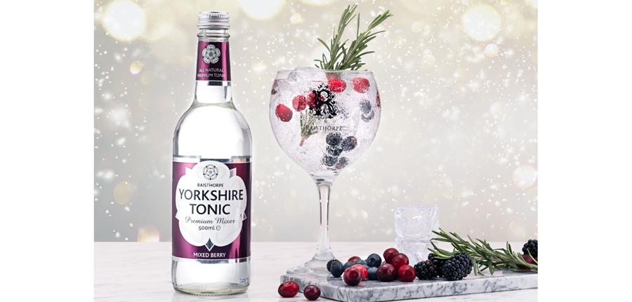 Raisthorpe Distillery Develops New Berry-flavoured Tonic photo