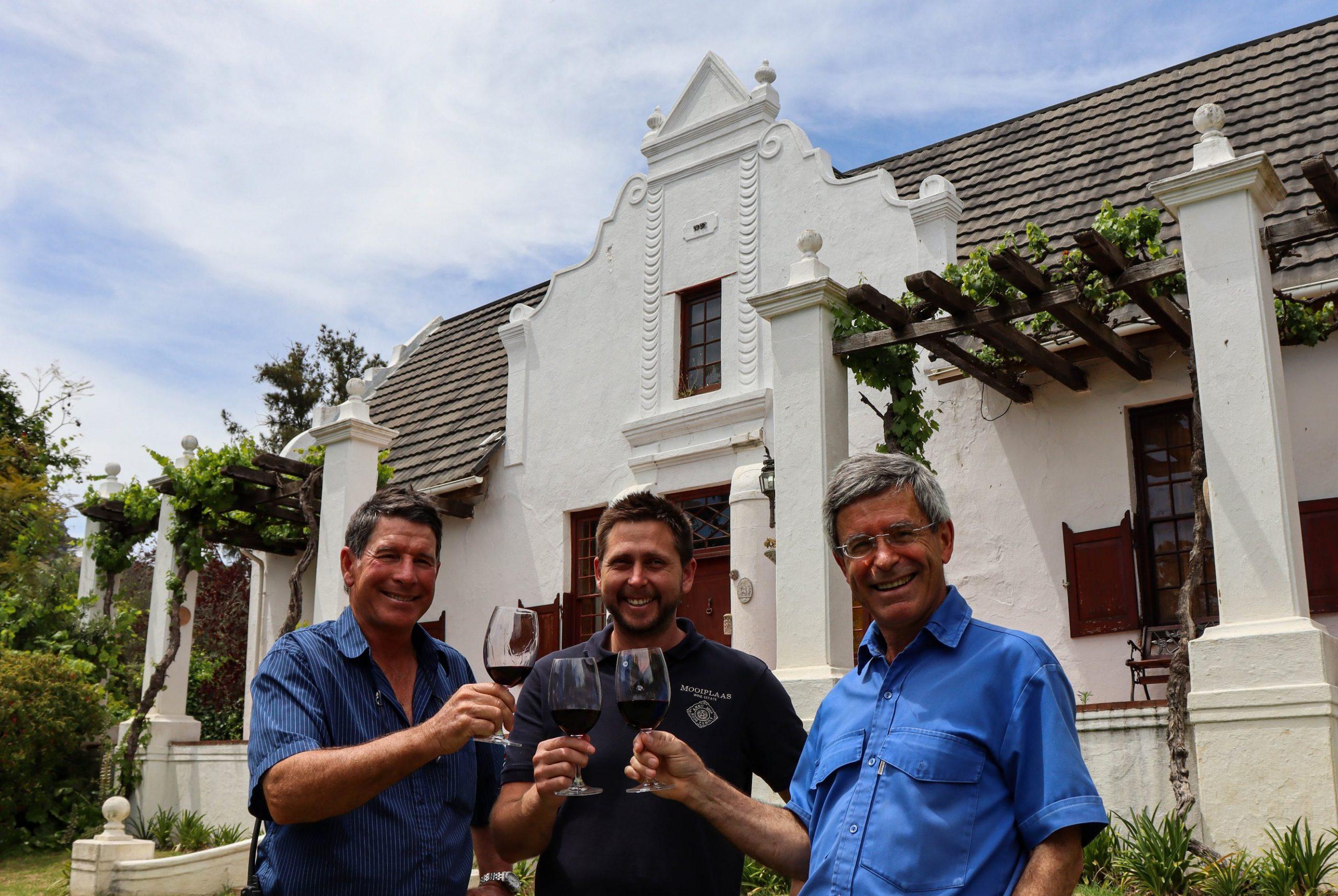 WFF Conservation Champion Status For Mooiplaas Wine Estate photo