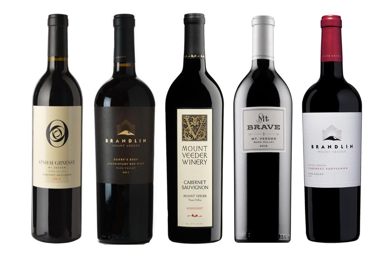Napa Valley Cabernet: Best Mount Veeder 2018 Wines photo