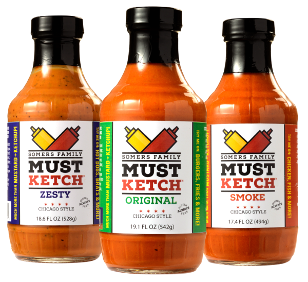 Somers Family Mustketch – The Must-have Condiment photo