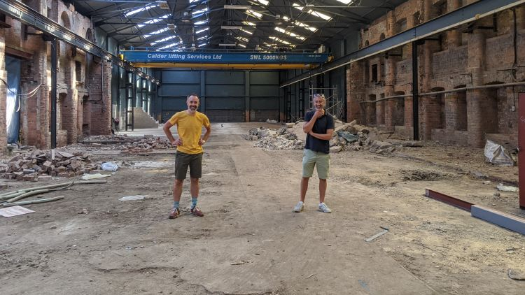 North Brewing Co Unveils New 'multi-million Pound' Site photo