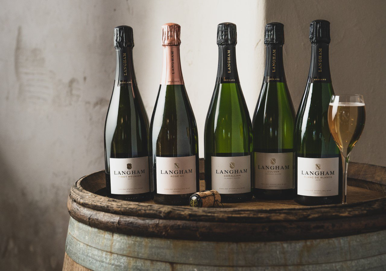 Dorset Winemaker Beats Top French Champagne Houses To Win Coveted Sparkling Wine Award photo