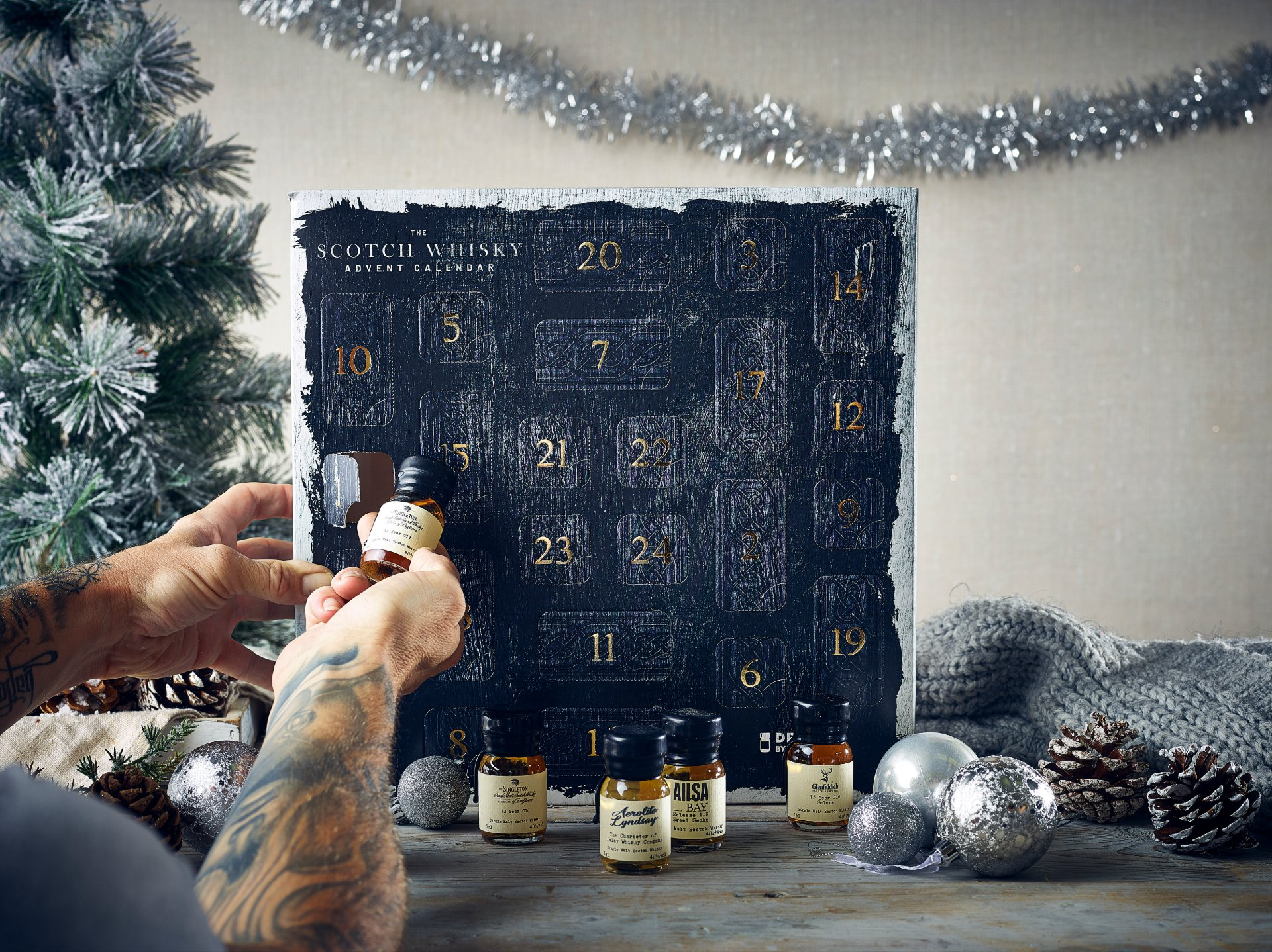 19 Of The Best Advent Calendars For Adults In 2020, From Gin To Stationery And Cheese photo