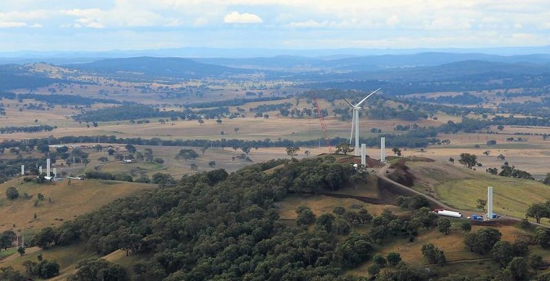 Coppabella Wind Farm Set For Construction In Nsw After Deal With Transgrid photo