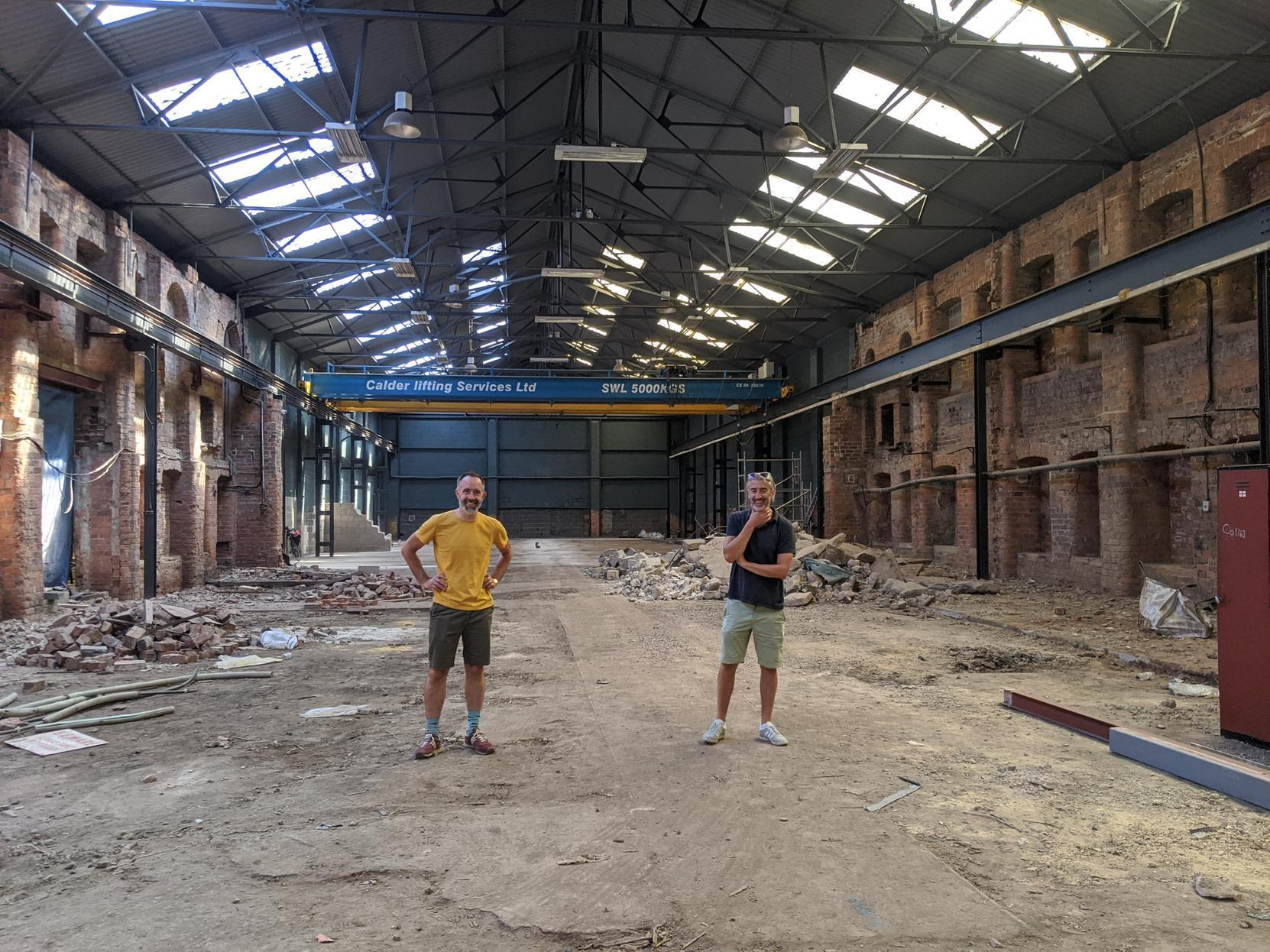 North Brewing Co Unveils New Multi-million Pound Site With 500 Person Capacity Taproom photo