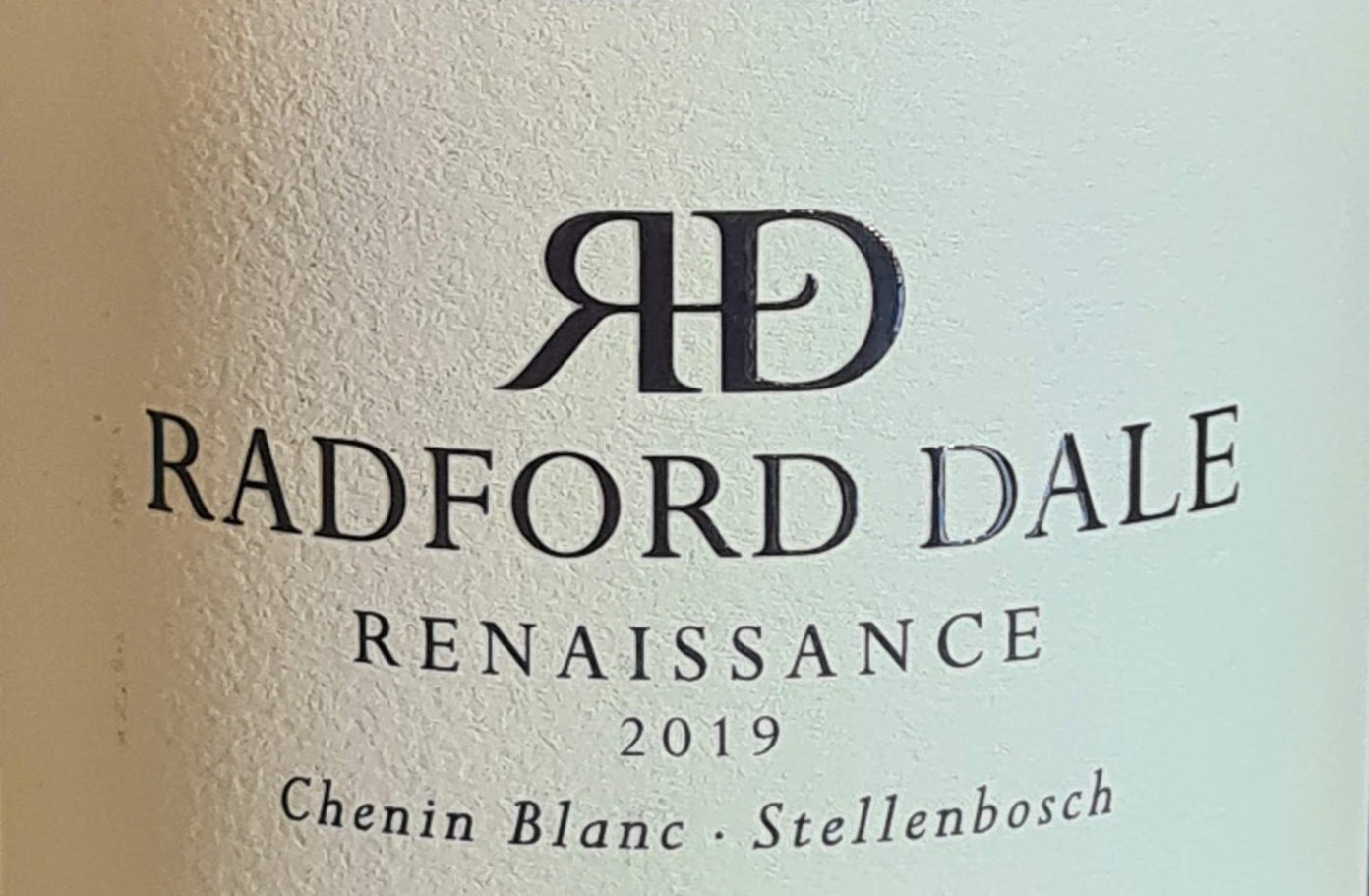 Radford Dale Renaissance Chenin Blanc 2019 photo