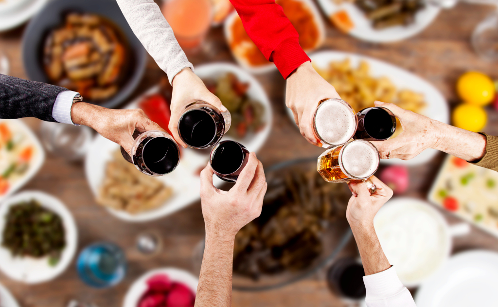 Beer Pairings For Your Thanksgiving Dinner At Home photo