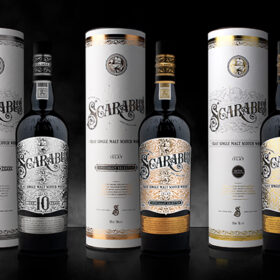 Hunter Laing Expands Scarabus Whisky Series photo