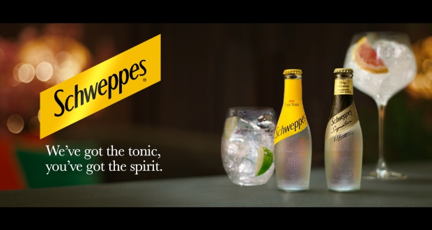 Schweppes Rolls Out Multi-million Pound Christmas Campaign photo