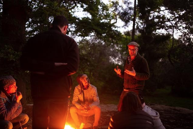 Enjoy Theatrical Campfire Gatherings At Spier This Summer photo