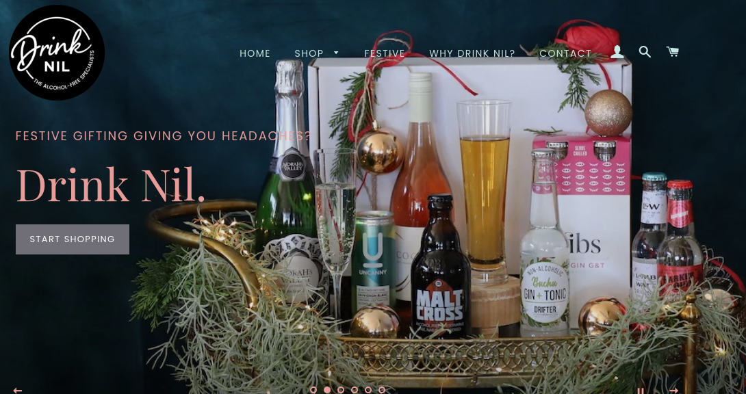 Drink Nil, The Alcohol-Free Specialists, Launches Online Shop In South Africa photo