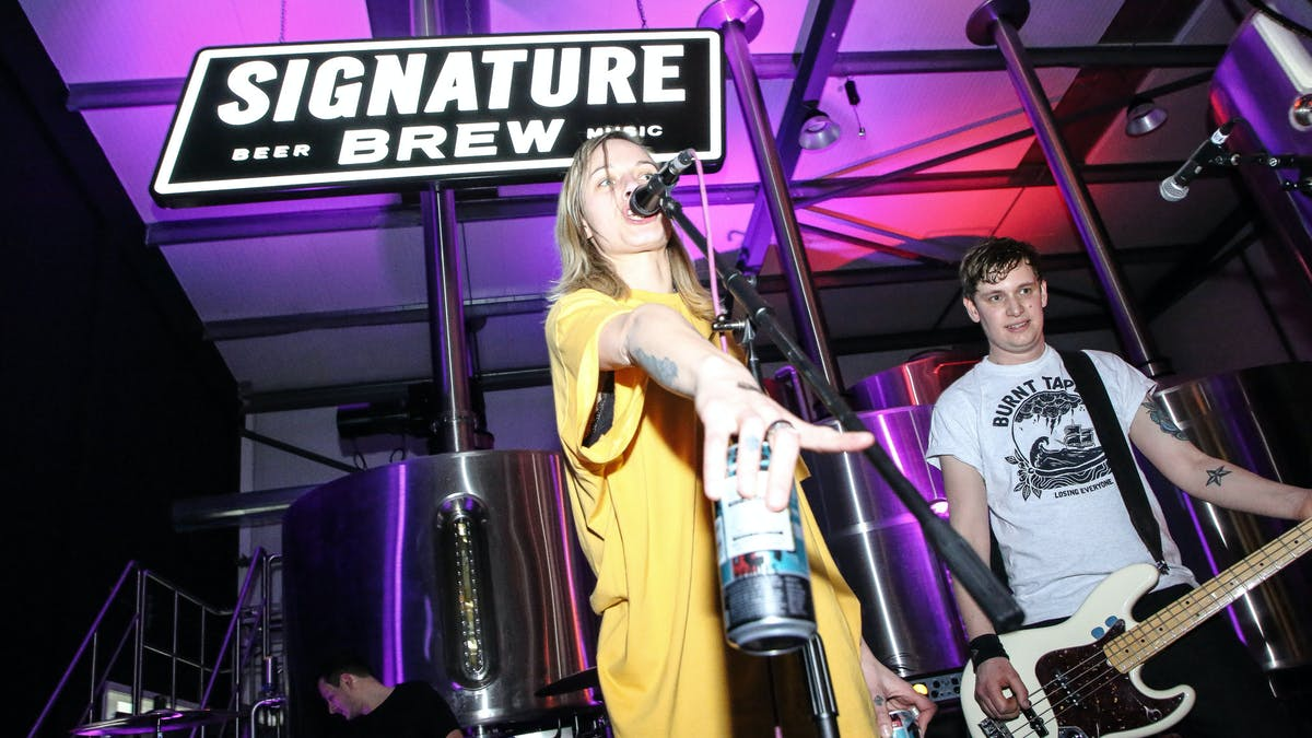 Meet Signature Brew: The World's Most Rock'n'roll Brewery — Kerrang! photo