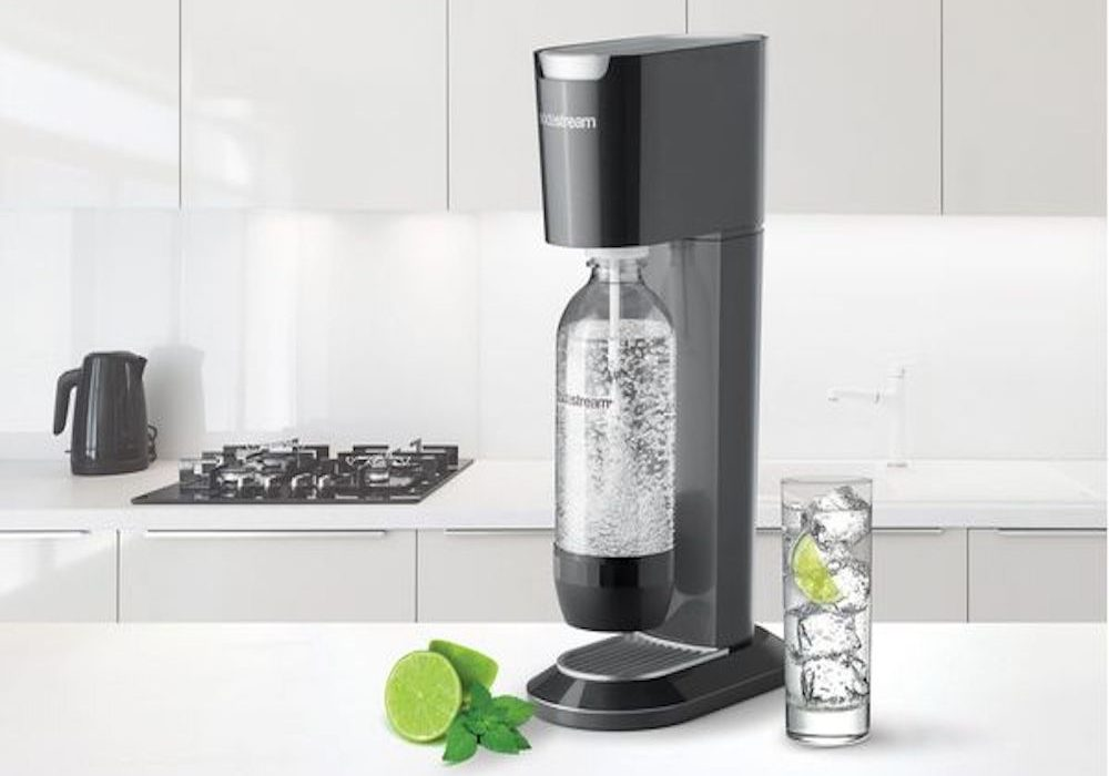 Grab This Sodastream Black Friday Deal And Discover Three Things You Didn't Know What You Could Do With It photo