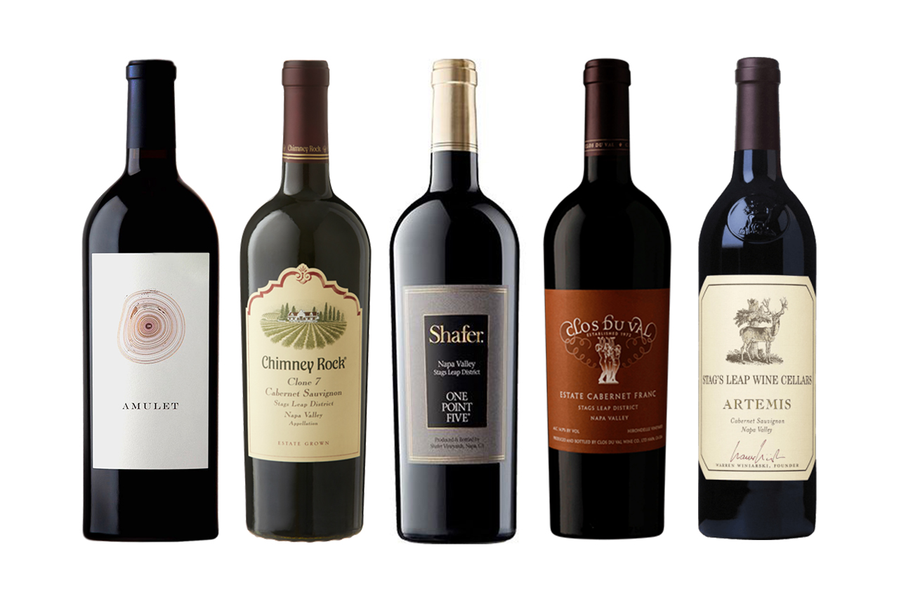 Napa Valley Cabernet: Best Stags Leap District 2018 Wines photo