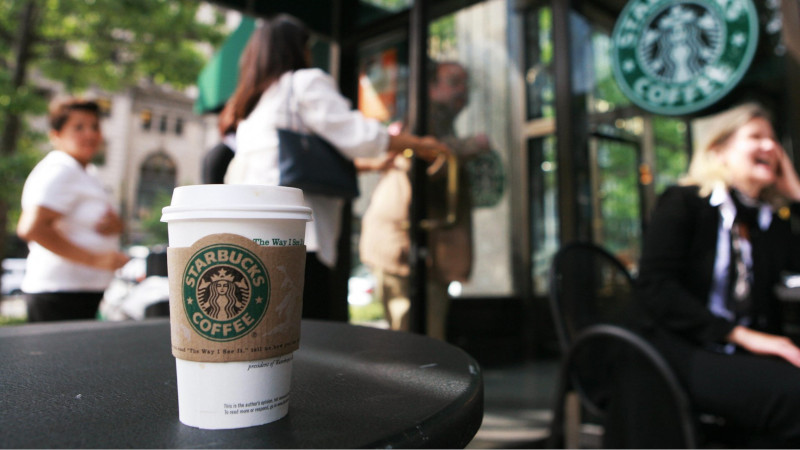 Starbucks Opens First Cape Town Store At Canal Walk photo