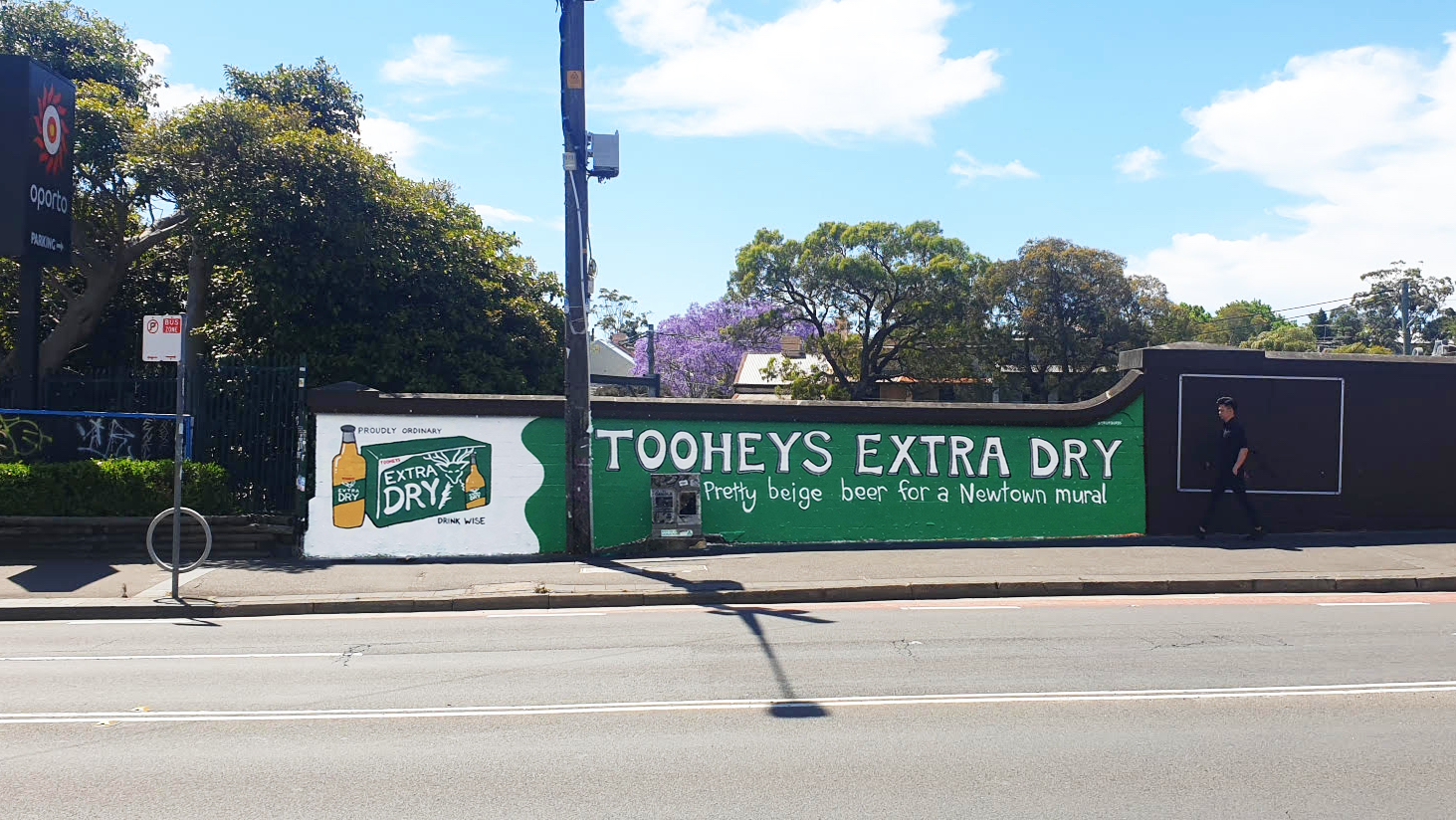 Tooheys Extra Dry Taps The Inspired Unemployed And Struthless photo