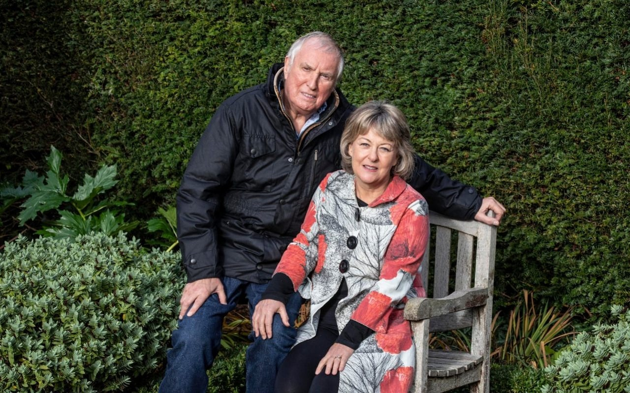 Johnnie Walker And Wife Tiggy: 'we Took It In Turns To Be Each Other's Cancer Carer' photo