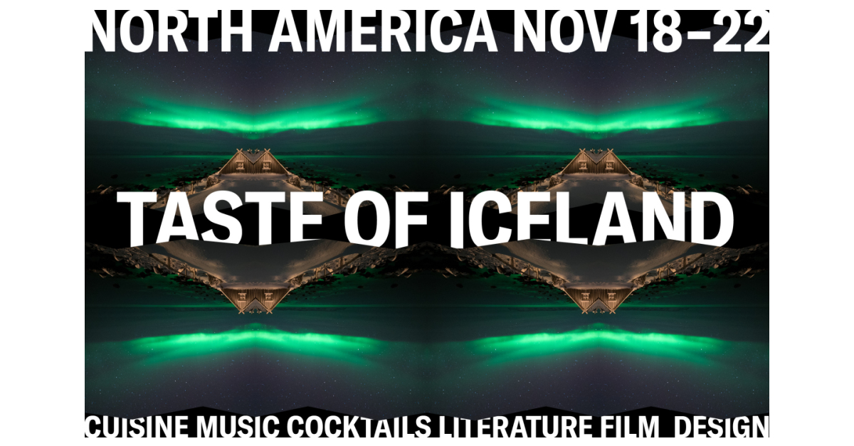 Iceland Naturally Presents First-ever Virtual Taste Of Iceland In North America Festival photo