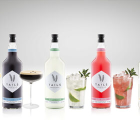 Bacardi Buys Bottled Cocktail Brand Tails photo