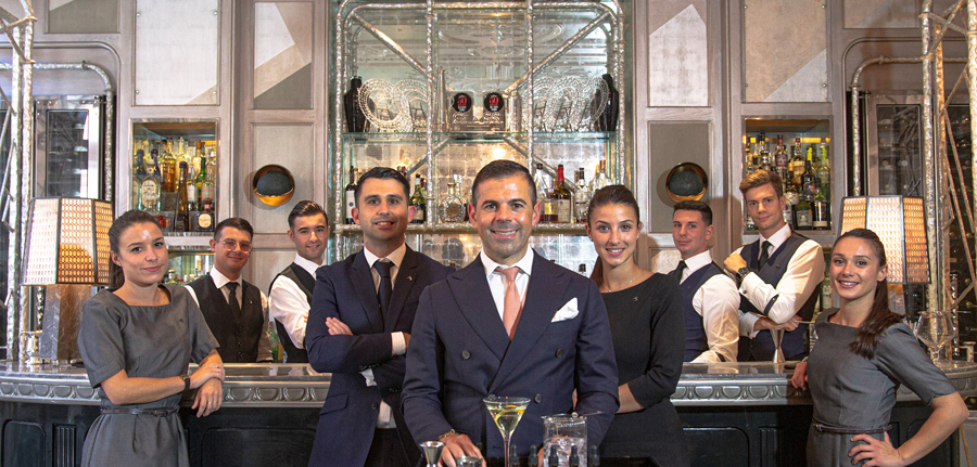 London's The Connaught Bar Named World's Best Bar 2020 photo