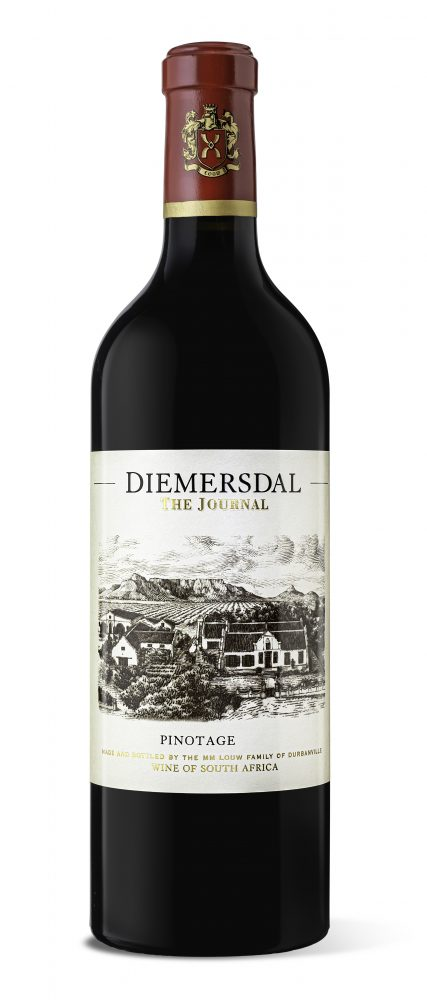 The Journal Pinotage NV 427x1000 Diemersdal Ends 2020 on Record High with Veritas and Platter's Accolades