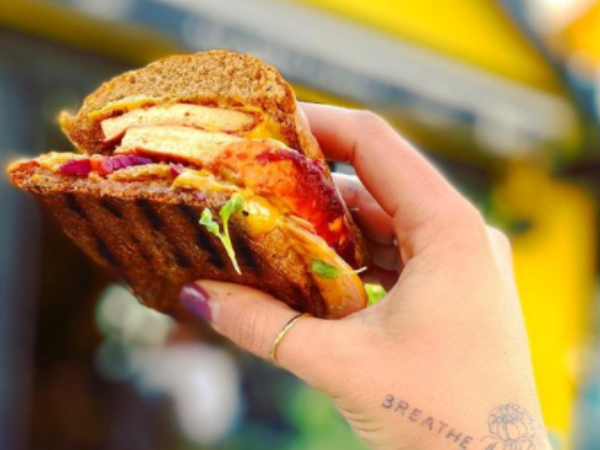 Friday Takeaways: Where To Get Great Vegan Food photo