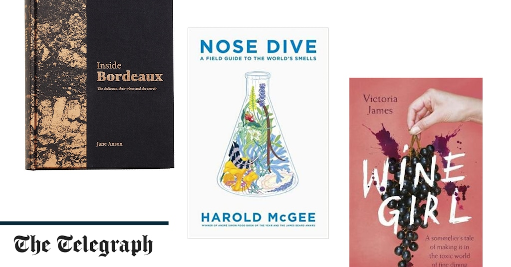 The Best Wine Books To Buy For Christmas photo