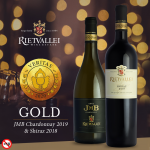 Two Gold Medals For Rietvallei Wine Estate At The 2020 Veritas Awards photo