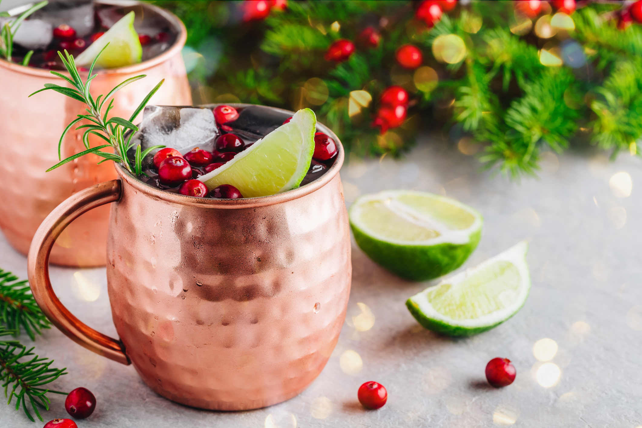 Vodka And Gin Cocktails Can Conquer Christmas, Says Bacardi photo