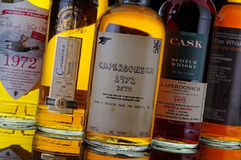 Bidding Begins On Lost Distillery Collection From Speyside photo