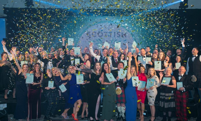 Winners Celebrate Success At The 3rd Annual Scottish Gin Awards photo
