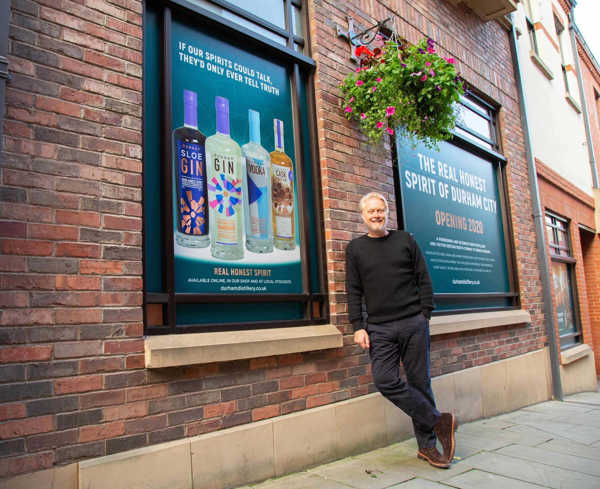 Work Forges Ahead On Huge Durham Gin Distillery Attraction In Durham City photo