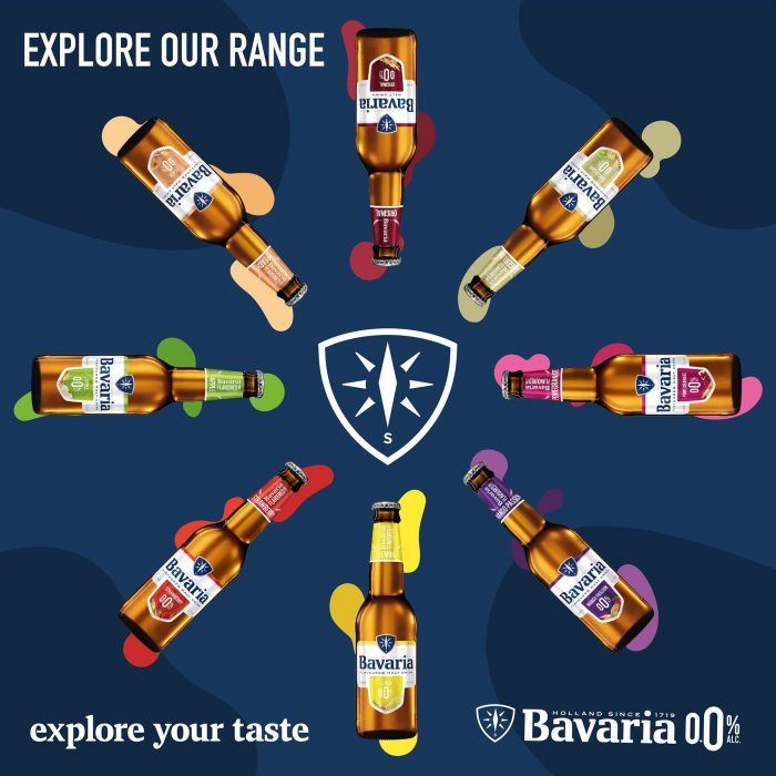bavaria 700x700 Bavaria Celebrates 300 Years Of Passion For Beer With A New Look